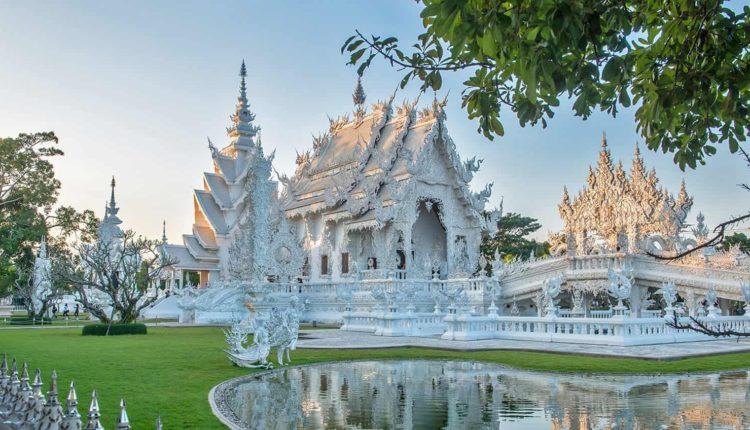 Belyj hram Vat Rong Khun