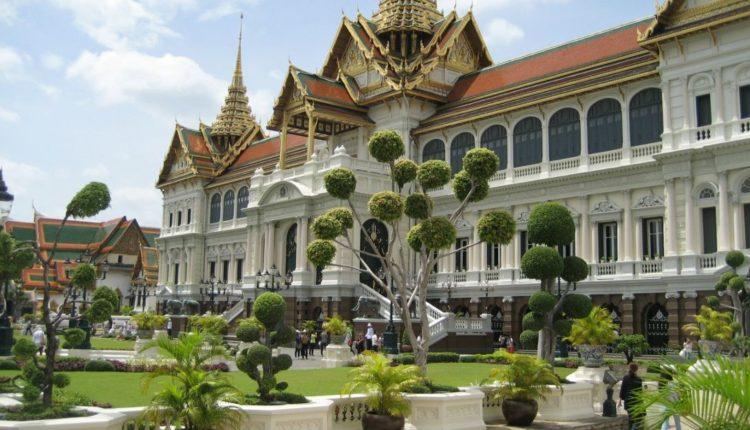 Bolshoj dvorec v Tailande