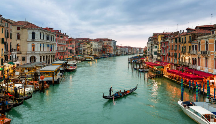 Grand kanal