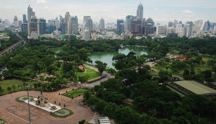 Park Lumpini v Bangkoke