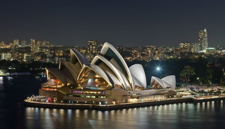 Sidnej ili Kanberra