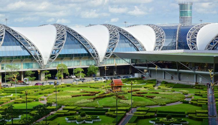 aeroport Bangkok