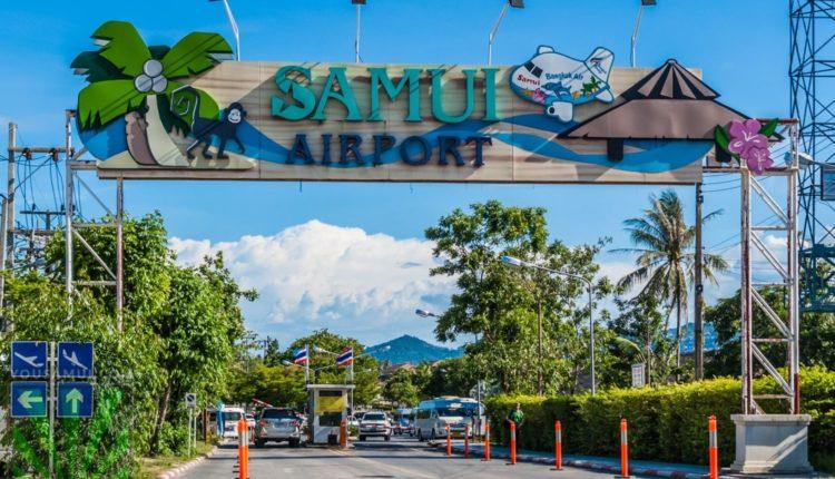 aeroport Samui