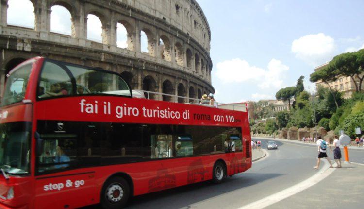 avtobusnaya ekskursiya v Italii