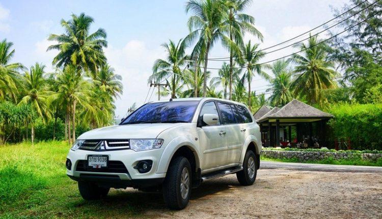 avtomobil v Tailande