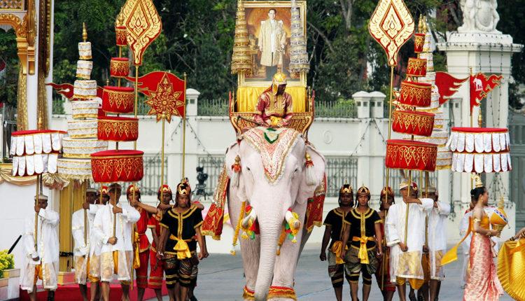 den rozhdeniya korolya Tailanda