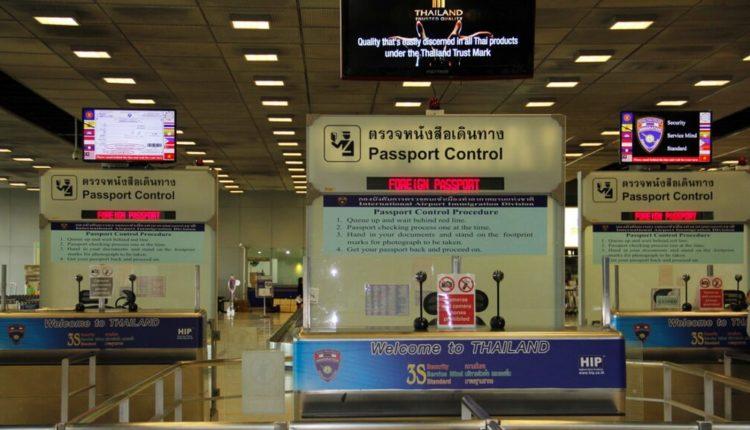 tamozhennyj kontrol v Tailande