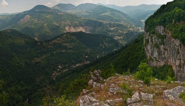 Balkanskie gory