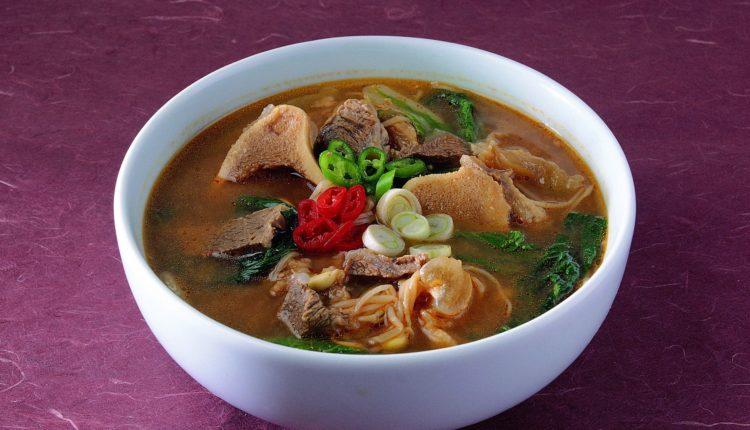 Myasnoj sup