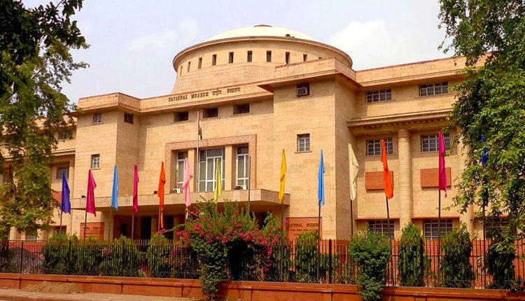 Nacionalnyj muzej v Deli
