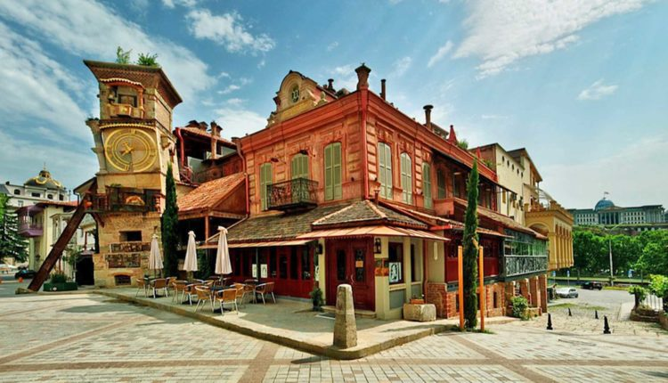 Teatr kukol v Tbilisi