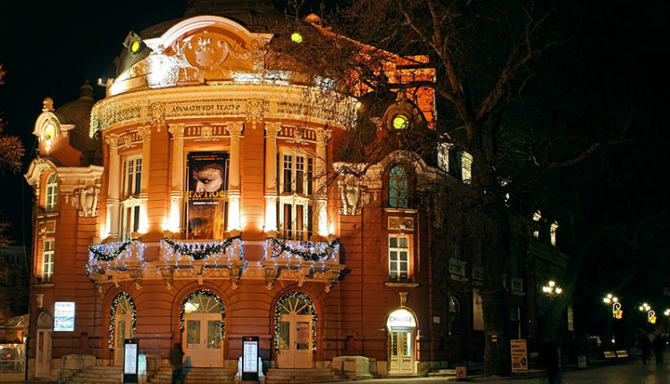 Varnenskij opernyj teatr