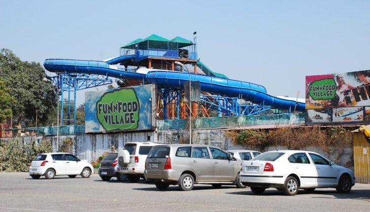 akvapark FunnFood Village v Deli