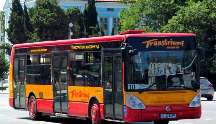 avtobusy v Bolgarii