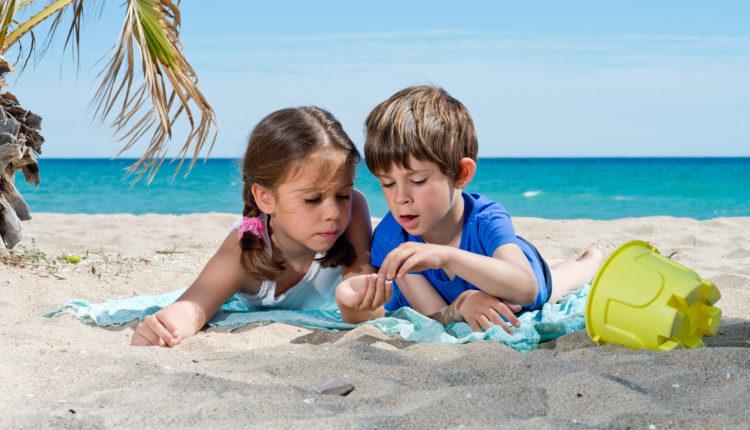 deti na plyazhe 1