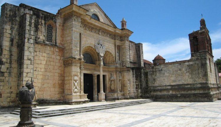 drevnij hram Dominikany