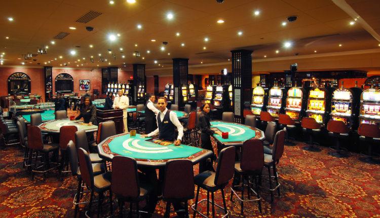 kazino Tower v Dominikane
