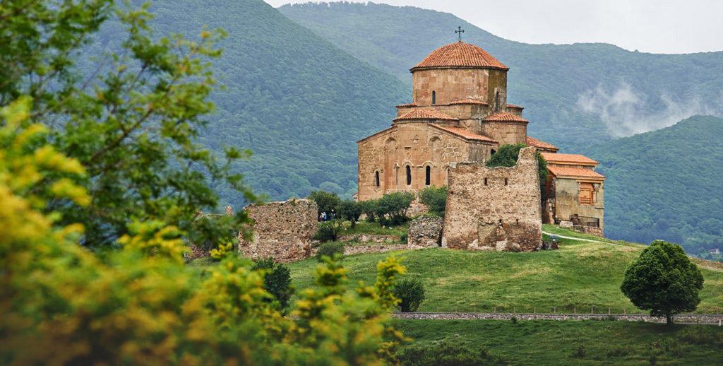 monastyr Dzhvari