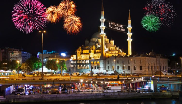 novyj god v Turcii