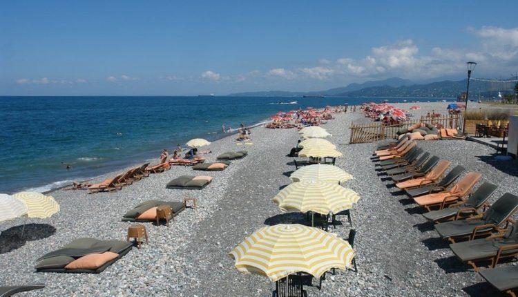 plyazhi Gruzii