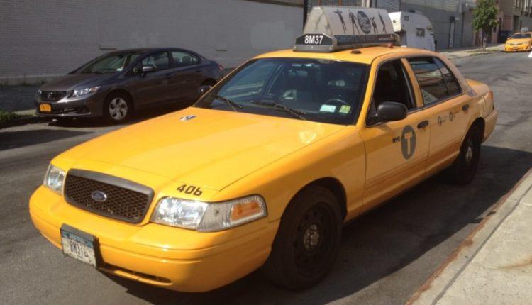 taksi v Dominikane