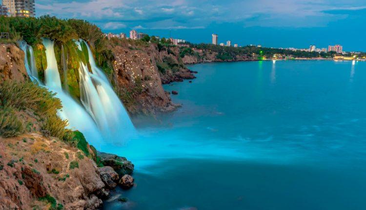 vodopad Djuden