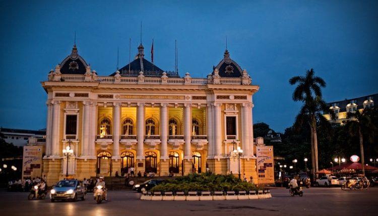 Dom opery v Hanoe