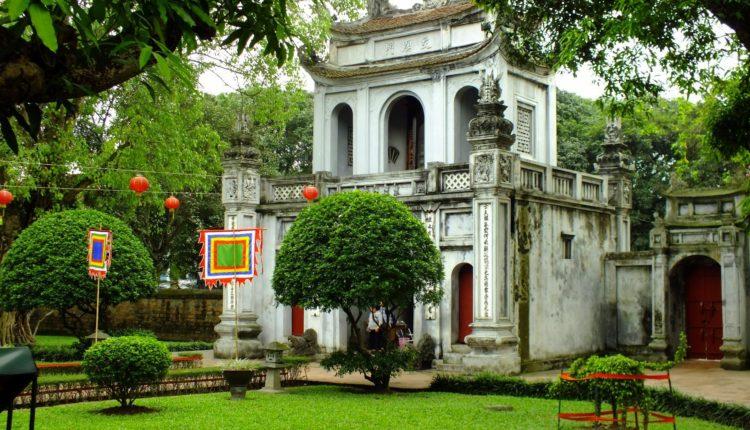 Hram literatury v Hanoe