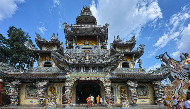 Pagoda Lin Fuok