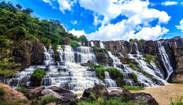 Vodopad Pongur