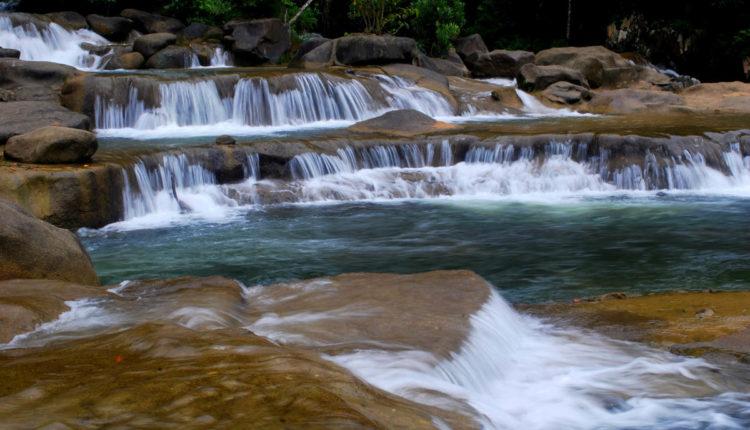 vodopady Yang Bej